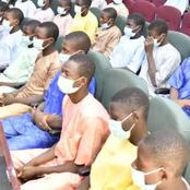 Kidnapped Kagara students narrates what they suffered in the hands of their abductors