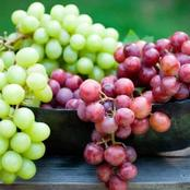 Did You Know Grapes Helps To Relax Your Blood Vessels?