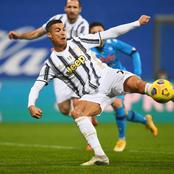 Reactions as Cristiano Ronaldo wins Another Award at Juventus