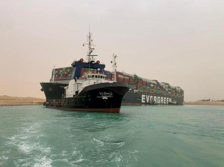 Ship Blocking The Suez Canal For Days Has Been Refloated