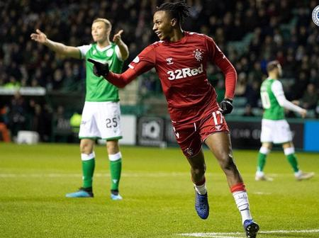 England-born star plays down comparisons between himself and PSG Legend Austin Jay Jay Okocha
