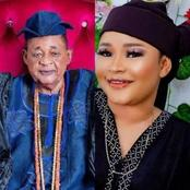 At least Regina Daniels Will Rest. See The 23 Year Old Lady That Married an 81 Year Old Man (PHOTOS)