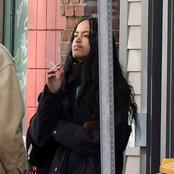 See Photos Of Barack Obama Daughter Malia Obama Smoking In Public