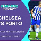 Chelsea Vs Porto Final Whistle Prediction