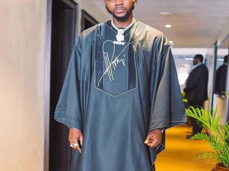 KIzz Daniel's Fans Are Concerned About Singer's Recent Weight Loss. See The Picture Causing Worries
