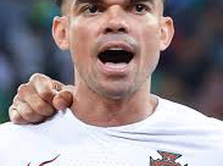 I Slept With my Mom Until I was 17, Portugal's Pepe Opens up on His Childhood