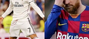5 records that Cristiano Ronaldo has made that Lionel Messi can never beat.