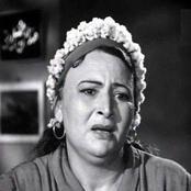 حصروها في أدوار الحماة فأبدعت به ..و زوجها فنان مشهور جداً أخذوا لقبها منه ..من هي سامية رشدي؟