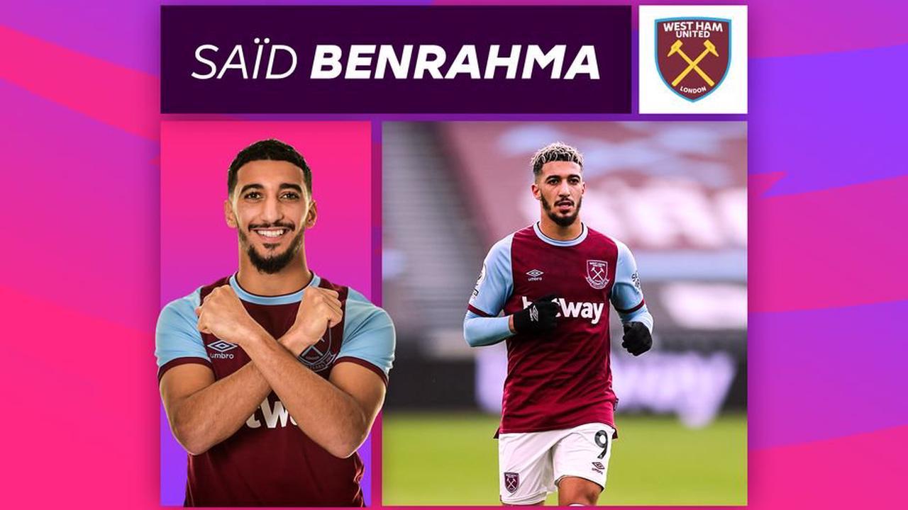 Benrahma can cement West Ham starting spot