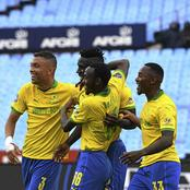 Mamelodi Sundowns Set New Record In Africa After Defeating Algeria Champion