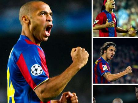 Fans react after FC Barcelona asked Fans which of their ex player will they pick.