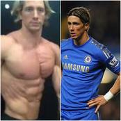You Remember Chelsea Flop Striker Fernando Torres? Here's His New Body Looks  -PHOTOS