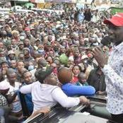 Ruto Defends His Plans After Being Elected as President in 2022