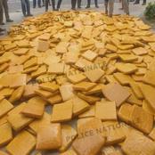 La police fait la saisie d'une importante quantité de drogues destinée à la ville d'Abidjan