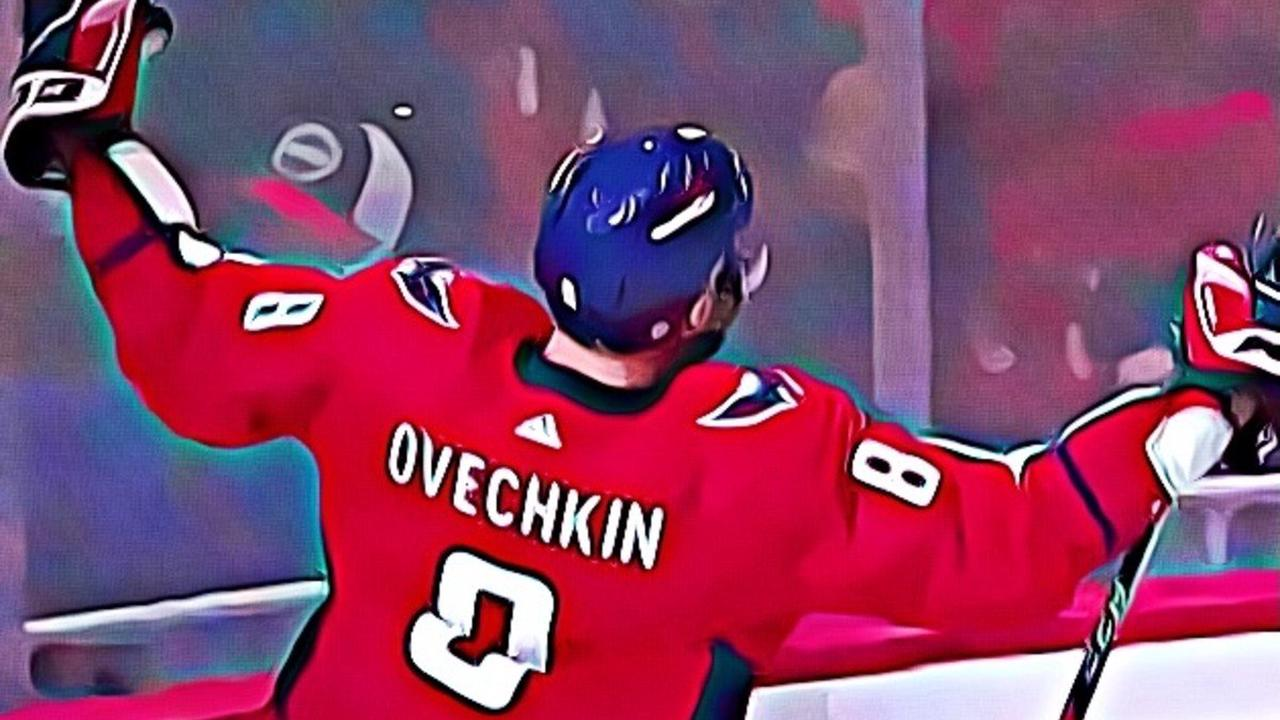 Alex Ovechkin moves to 5th all-time with two goals in season opener