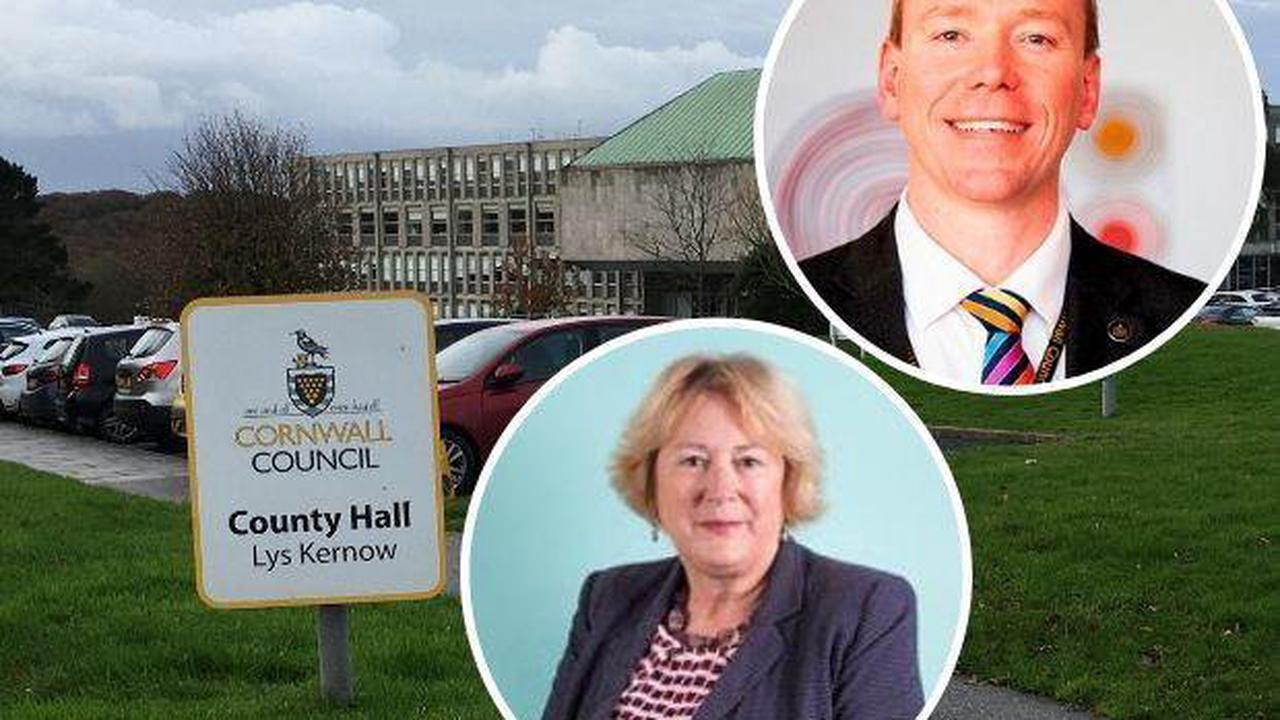 How councillors voted in bid to oust leader of Cornwall Council