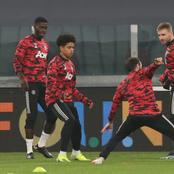 Manchester United 20-man Squad available to face Real Sociedad