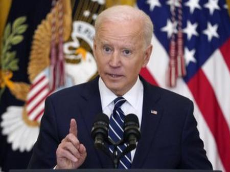 The President Of The United States Of America Joe Biden To Seek Re-election In 2024