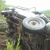 6 People Perish In A grisly Road Accident As Several  Hospitalized Along Nakuru-Njoro Road