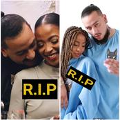 SAD: See 11 Different Photos of AkA Hanging Out With His Girlfriend Before Her Sudden Death