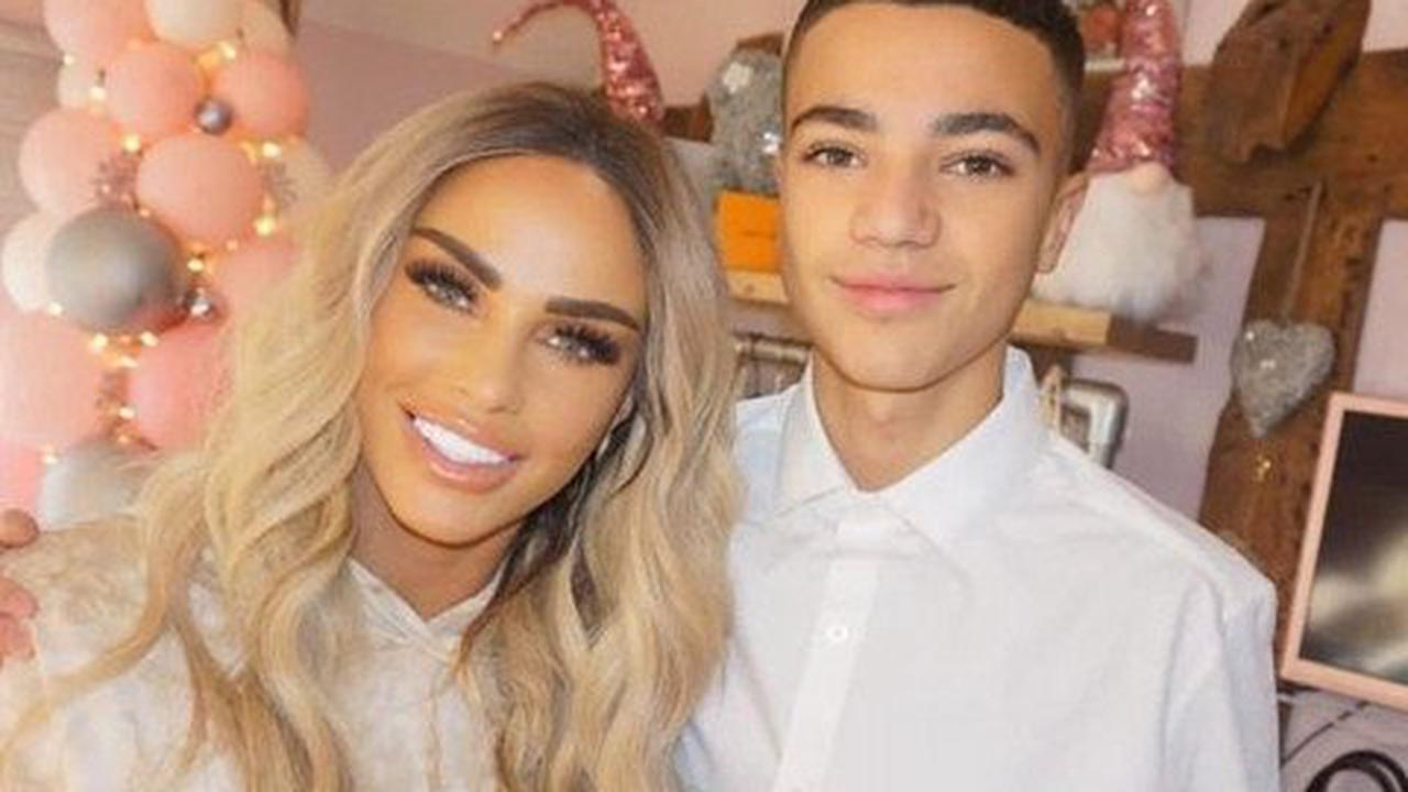 Katie Price's son Junior doesn't want any more siblings due to age gap