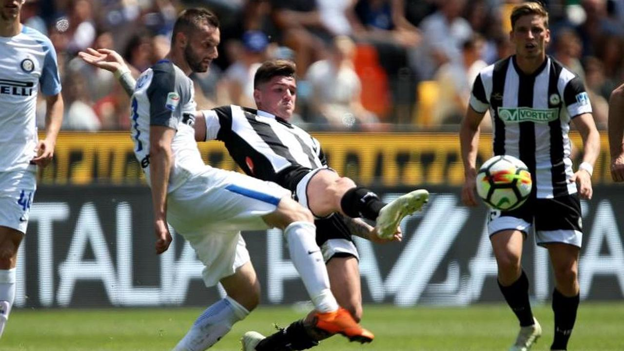 Udinese play down talk of De Paul going to Atletico