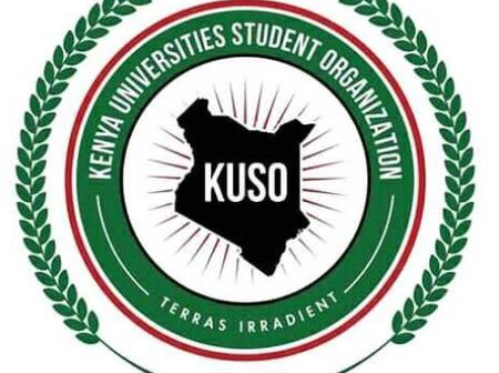 KUSO President Urges University Students To Start Demonstrations On Fee Increment On Monday