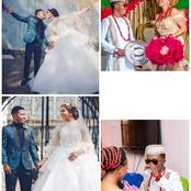 """She Was My Class Captain In Primary School But Today We're Happily Married"" —Popular Nigerian Actor"