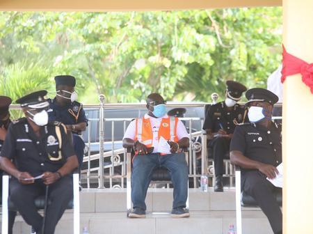 COVID-19 protocols, Oti residents escape prosecution over unavailability of courts, Police Commander
