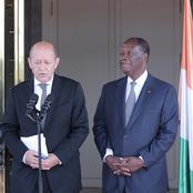 Côte d'Ivoire / Décrispation sociopolitique : Le Drian dévoile les attentes du Gouvernement français