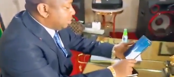 The Reason Why Mike Sonko Gave his Number to the Public