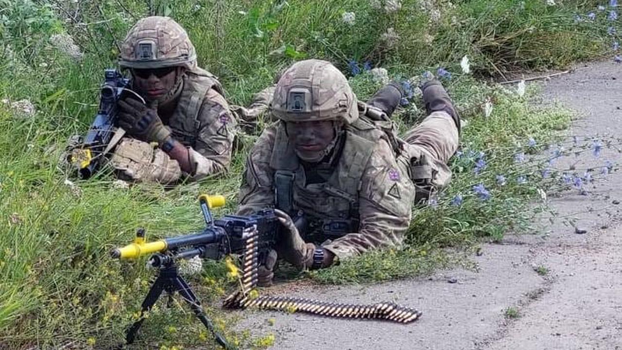"""Минобороны Украины готовит план на случай """"широкомасштабного вторжения"""""""