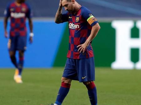 Mutiu Adepoju: 'Barcelona's loss to Bayern Munich was unfortunate'
