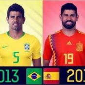 Footballers Who Have Represented Two Countries