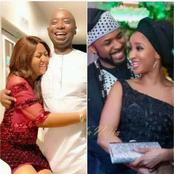Regina Daniels And Ned Nwoko Or Adesua Etomi And Banky W, Which Couple Slayed Better? (See Photos)