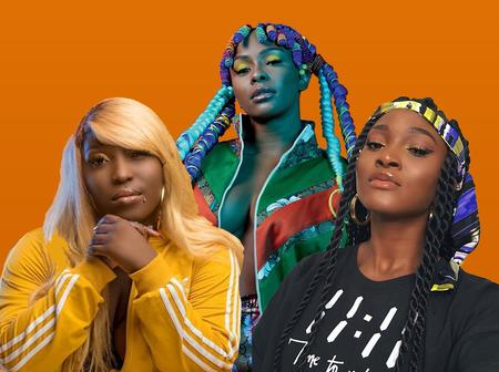 Opinion: Check out the Top 5 best female rappers in Africa, 2021