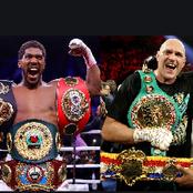 Is Anthony Joshua vs Tyson Fury match finally happening?