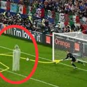 """No One Will Believe This Happened""- 6 Ghost Moments Caught On Camera During Football Match (Video)"