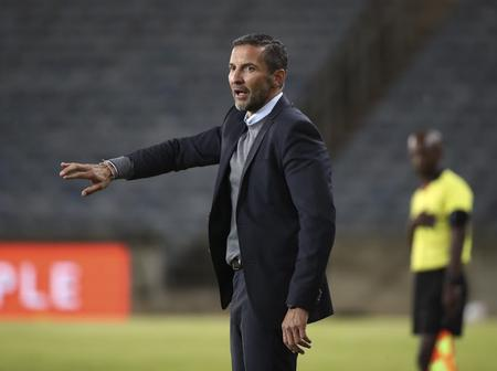 """""""We Will Conquer Chiefs And Sundowns"""", Says Zinnbauer As Pirates Qualify For CAF Confed Quarterfinal"""