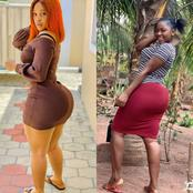 Between These Two Curvy Actresses Abigail Nebechi And Princess Chidimma Who Is More Endowed?