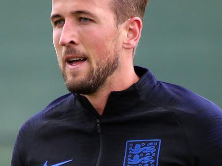 Chris Waddle praises Harry Kane