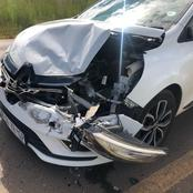 Horrible accident at R555, Fikile Mbalula asked to intervene for the potholes that are all over the
