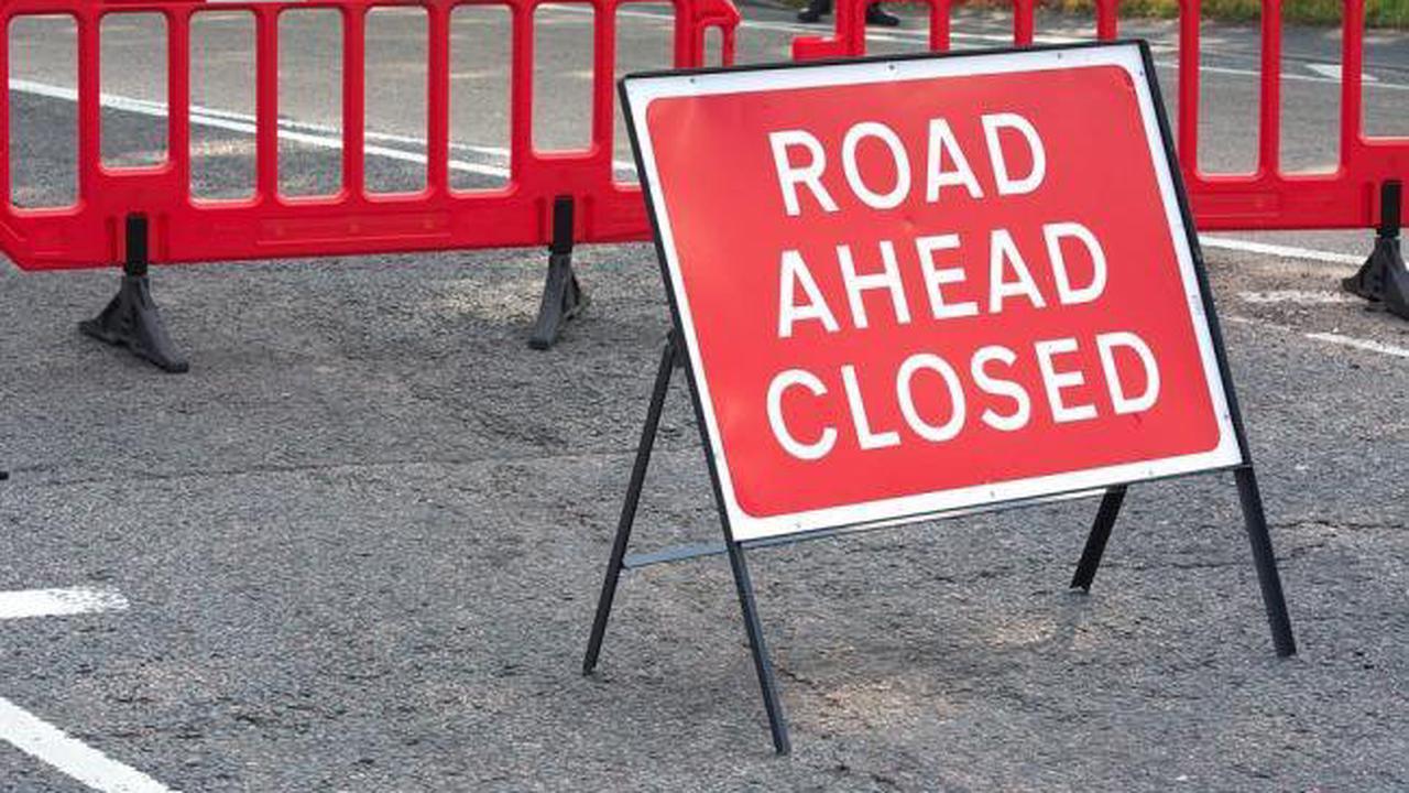 M4 eastbound near Swindon will close overnight tonight and Friday night