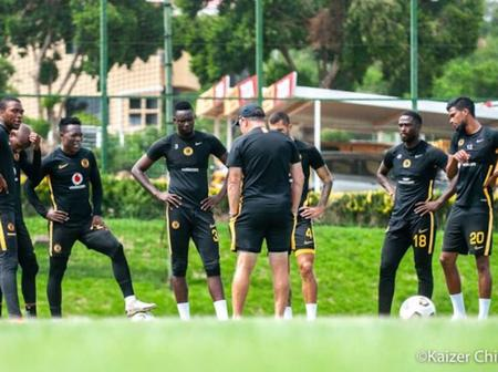 Kaizer Chiefs Suffer Two Big Blows Ahead of Champions League Game