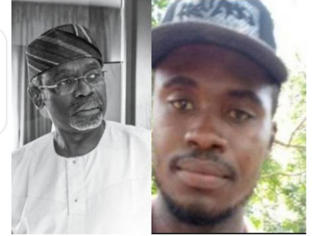 Family Of The Dead Vendor Allegedly Demands N500M From The Speaker Of The House Representative