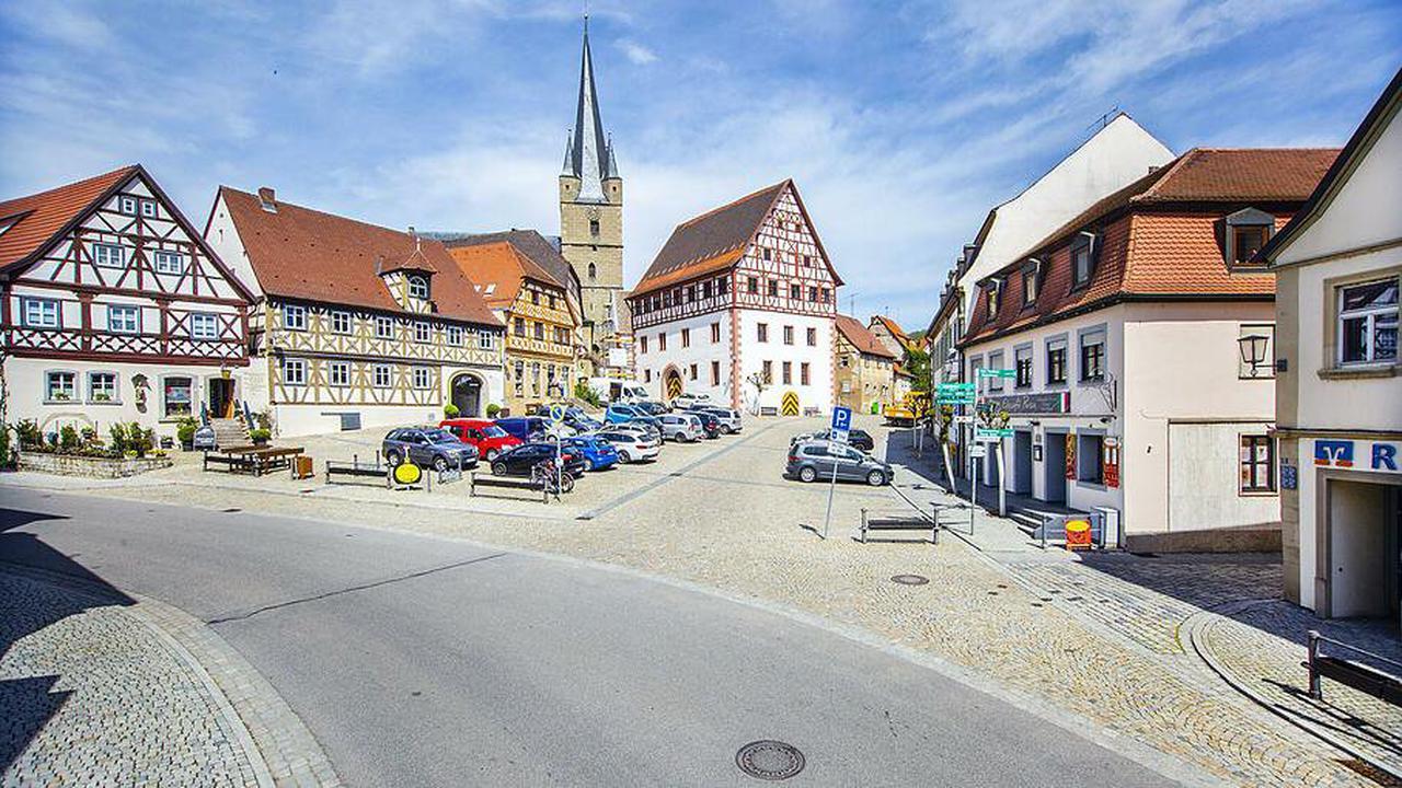 Main-Post-Umfrage: 50 Prozent wünschen sich Änderungen am Zeiler Marktplatz
