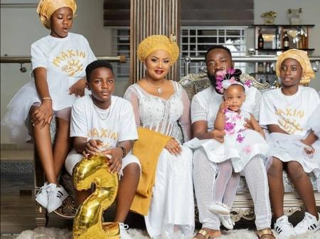 Money Is Good: Nana Ama McBrown Causing Stir Online With Her Family In New Photos