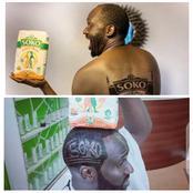 Dj Shiti Makes Another Crazy Soko Maize Meal Flour Advertisement, Fans React