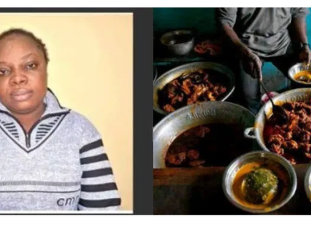 Food Seller Arrested For Selling Food Prepared With Water Used In Bathing Dead Bodies In Uyo