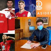 Arsenal Complete Official Deal, Updates On Alaba To Real Madrid, Buendia To Arsenal, Ings To Spurs